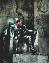 James Spader Autograph Signed Photo - Ultron